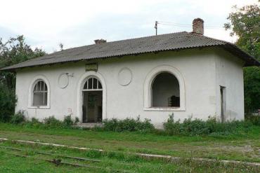 О намерениях железнодорожников снести историческую станцию сообщили активисты