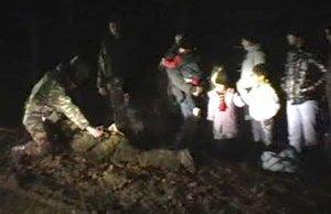 В Ужгородском районе задержали шесть афганцев и двух проводников