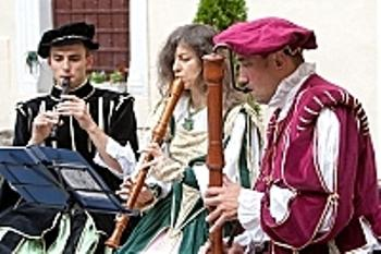 Во время празднования Дня музея в Закарпатском музее архитектуры и быта