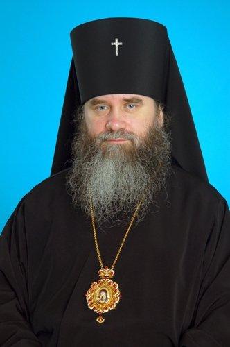 Высокопреосвященнейший Феодор, архиепископ Мукачевский и Ужгородский