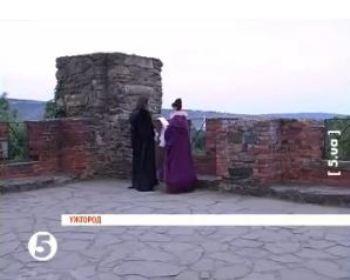 """В Ужгороде прошла акция """"Ночь в музее"""""""