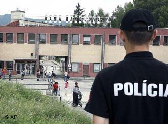 Поліція Словаччини збільшила свої повноваження