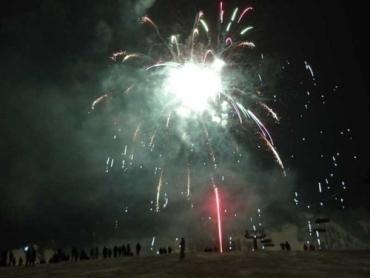 Праздновать Новый год на Говерле начинают уже 31 декабря
