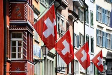 """Швейцария больше не считает Украину """"безопасной страной"""""""