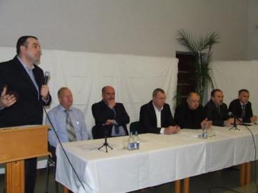 КМКС призвало к созданию на Закарпатье единого венгерского района