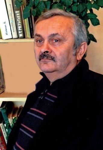 Василь Шкіря, закарпатський письменник і журналіст