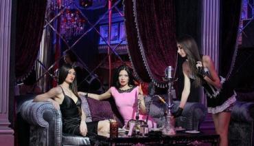 Девушки из Белоруссии развлекались в ночных клубах Ужгорода