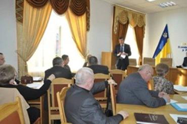 Управление Миндоходов провело в Ужгороде спецсовещание