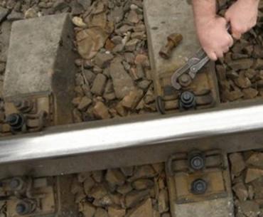 В Закарпатской области воры украли часть железнодорожных путей
