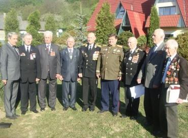 70 лет Победы советского народа в Великой Отечественной войне
