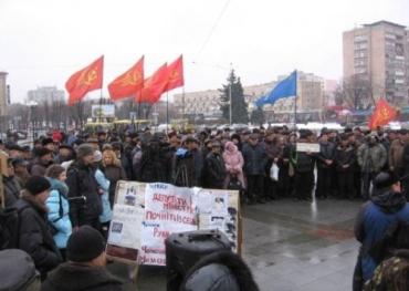 Афганцы заставили мэра Черкасс почтить память бывших воинов