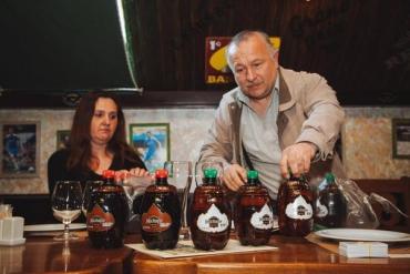 Первый в истории современного Закарпатья съезд пивоваров в Мукачево