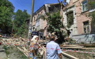 Кількість жертв вибуху у Голосіївському районі Києва зросла