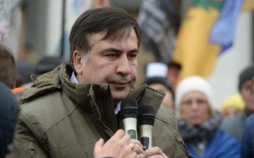 Бывший губернатор Михаил Саакашвили сделал громкое заявление стосовно Порошенка