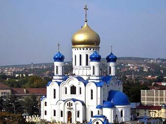 Ужгородский храм Христа Спасителя
