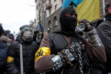 Столичный Майдан превратился в очаг криминала