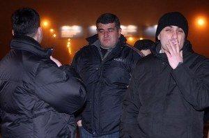 В Закарпатье пограничники задержали трех нелегалов из Грузии
