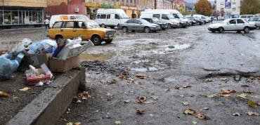 Город Хуст попал в рейтинг 10 худших городов Украины