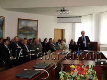 В Ужгороді відбулася конференція по протипаводковому захисту