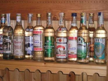 Второй этап повышения минимальных цен на алкоголь 1 августа