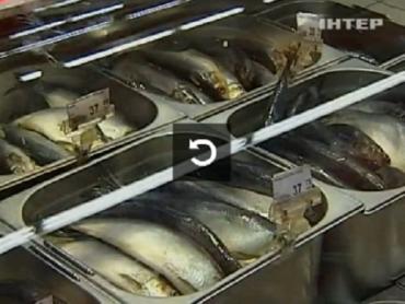 В украинских супермаркетах торгуют зараженной глистами рыбой