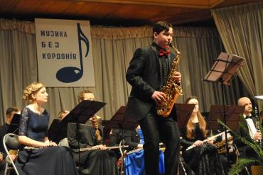 До Ужгорода завзятий саксофоніст Кента Ігараші приїхав із Японії