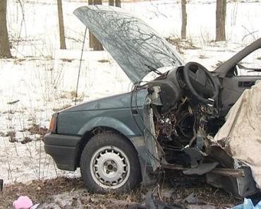 В ДТП погибли водитель и четыре пассажира, среди которых три женщины