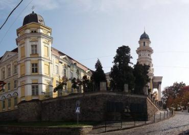 Греко-католический кафедральный Крестовоздвиженский собор