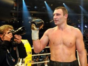 Виталий Кличко планирует провести бой с Валуевым