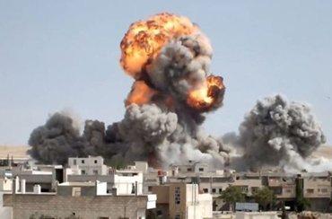 Россия продолжает бомбардировки Алеппо