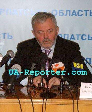 В Ужгороде Василий Князевич заявил, что Украина будет возвращаться к коммунистической модели в медицине.