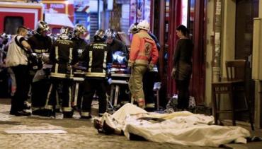Серия терактов в Париже унесла жизни более 150 человек