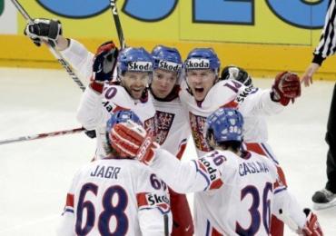 Чемпионат мира по хоккею. Финал. Россия - Чехия - 1:2