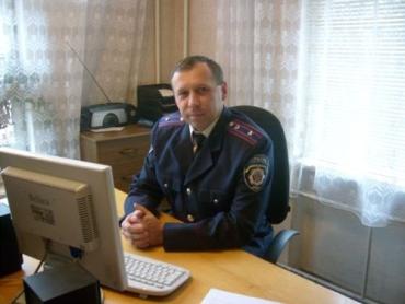 А. Митровка, начальник сектору інформаційних технологій ужгородської міліції