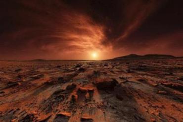Если магнитной оболочки не станет, Земля превратится в пустыню