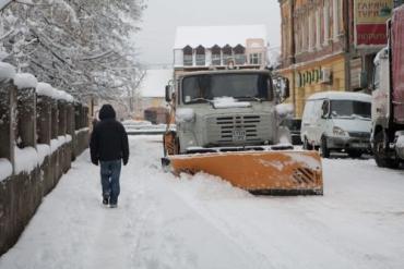 В Ужгороді у міських службах призначено цілодобове чергування