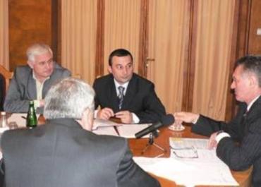 Податківці організували зустріч із закарпатськими підприємцями