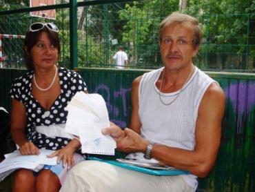 Каратист Петр Гилев не смог применить приемы каратэ против судебных исполнителей