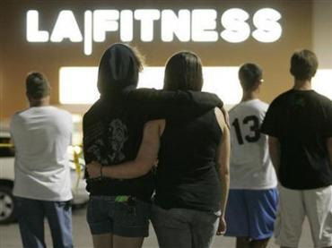В США программист устроил бойню в фитнес-центре
