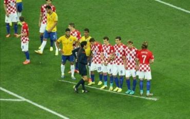 Хорваты играли лучше, но они не учли, что играют против ФИФА