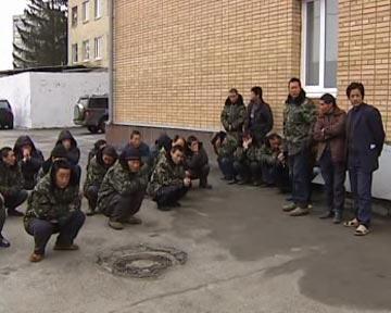 Нелегалы осядут в Украине?