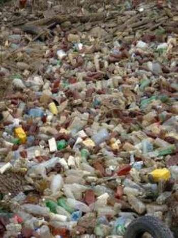 Европа не хочет украинский мусор