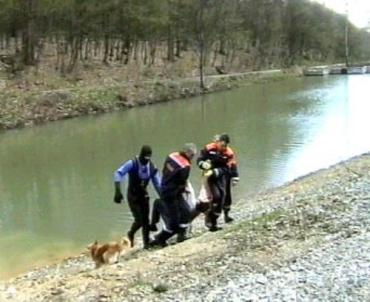 В Буштыно спасатели нашли тело пропавшего рыбака