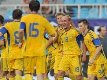 Сборная Украины сохранила свое 19-е место