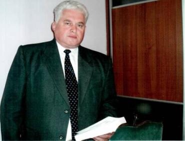 Голова виконкому ЗНО (ЗНО-СубКарпатія) Микола Бурак