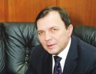 Мер Ужгорода В.Погорєлов дав інтерв'ю журналістам