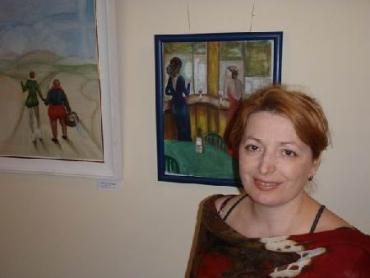 Мистецтво Світлани Кремінь – це явище направду унікальне