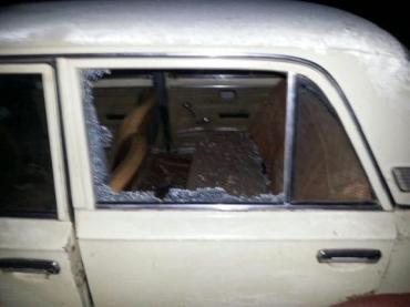 Группа преступников на угнаном авто совершила серию краж в районе Ужгорода