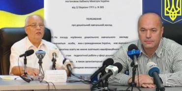Ратушняк призначив завідуючою дитсадком особу без педагогічної освіти