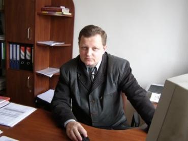 Заступник голови правління ВАТ «Закарпатгаз» Іван Купар